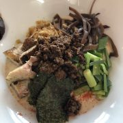 9/2の中華ソバはと9月の限定麺