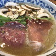10月の限定麺